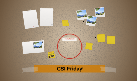 CSI Friday - Bones