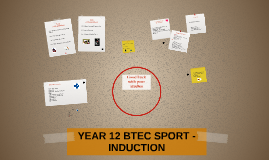 Copy of YEAR 12 BTEC SPORT -INDUCTION
