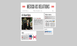 MEXICO-US RELATIONS