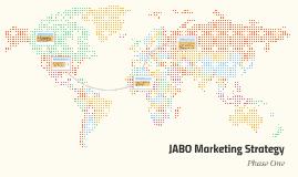 JABO Marketing Strategy