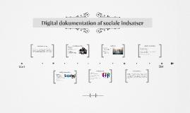 Digital dokumentation af sociale indsatser
