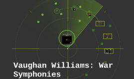 Vaughan Williams: War Symphonies