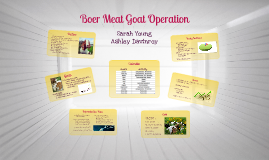 Boer Goat Operation