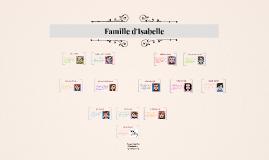 Famille de Isabelle
