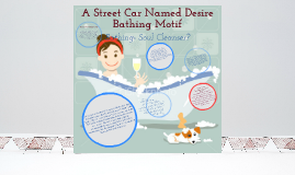 Copy of A Street Car Named Desire - Bathing Motif