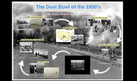 1930's Dust Bowl