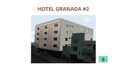 HOTEL GRANADA #2