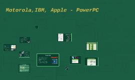 Motorola - PowerPC