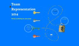 Team Representation 2014