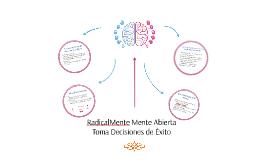 Radicalmente Mente Abierta - NeuroManagement