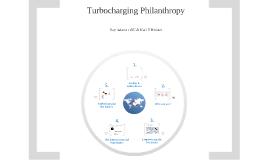 Turbocharging Philanthropy