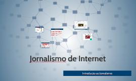 Jornalismo de Internet