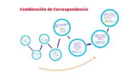 Combinación de Correspondencia: Access/Excel/Word