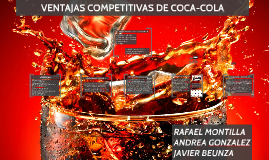 Copy of VENTAJAS COMPETITIVAS DE COCA-COLA