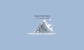 Napal Help Project