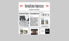 Jornalismo Popular
