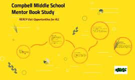 Campbell Middle School Mentor Book Study