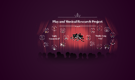 Play and Musical Research Project