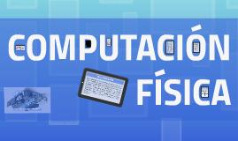 COMPUTACIÓN FÍSICA