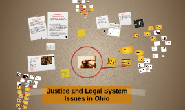 Justice and Legal System Issues in Ohio