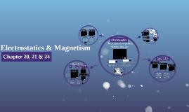 Unit 8: Electrostatics
