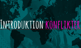 Introduktion konflikter