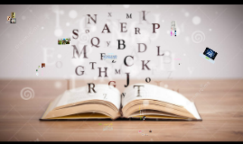 Copy of Copy of Escuelas y géneros literarios