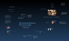The Death of Romance in The Great Gatsby