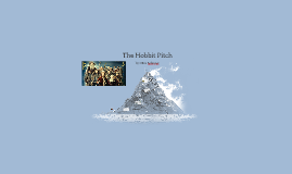 The Hobbit Pitch