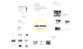 Adidas design-led company