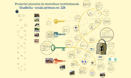 Copy of Plan de dezvoltare institutionala
