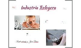 Industria Relogera