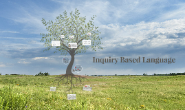 Inquiry based Language