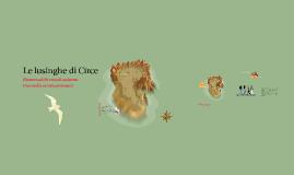 Le lusinghe di Circe