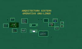 Copy of Arquitectura SISTEMA OPERATIVO GNU/LINUX