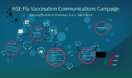 HSE Flu Vaccination Communications Campaign