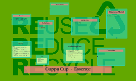 Copy of Cuppa Cup  -  Essence