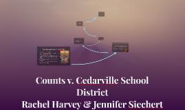 Counts v. Cedarville School District