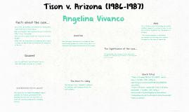 Tison v. Arizona