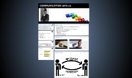 Copy of COMMUNICATION SKILLS