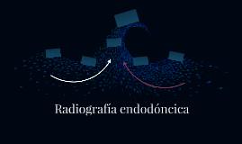 Radiografía endodóncica