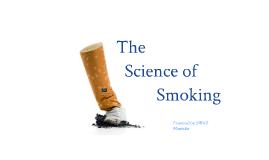 Copy of Smoking
