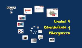 4 Ciberdefensa y Ciberguerra