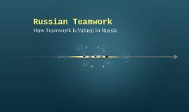 Russian Teamwork
