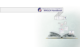 Copy of MASCA Handbook