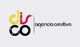 DISCO AGENCIA CREATIVA  -