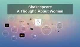 'Frailty, thy name is woman' - the presentation and treatment of women in Hamlet?