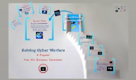 Solving Cyber Warfare