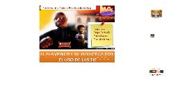 El Flamenco y su Didáctica con el uso de las TIC