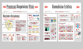 Processos Bioquímicos Vitais